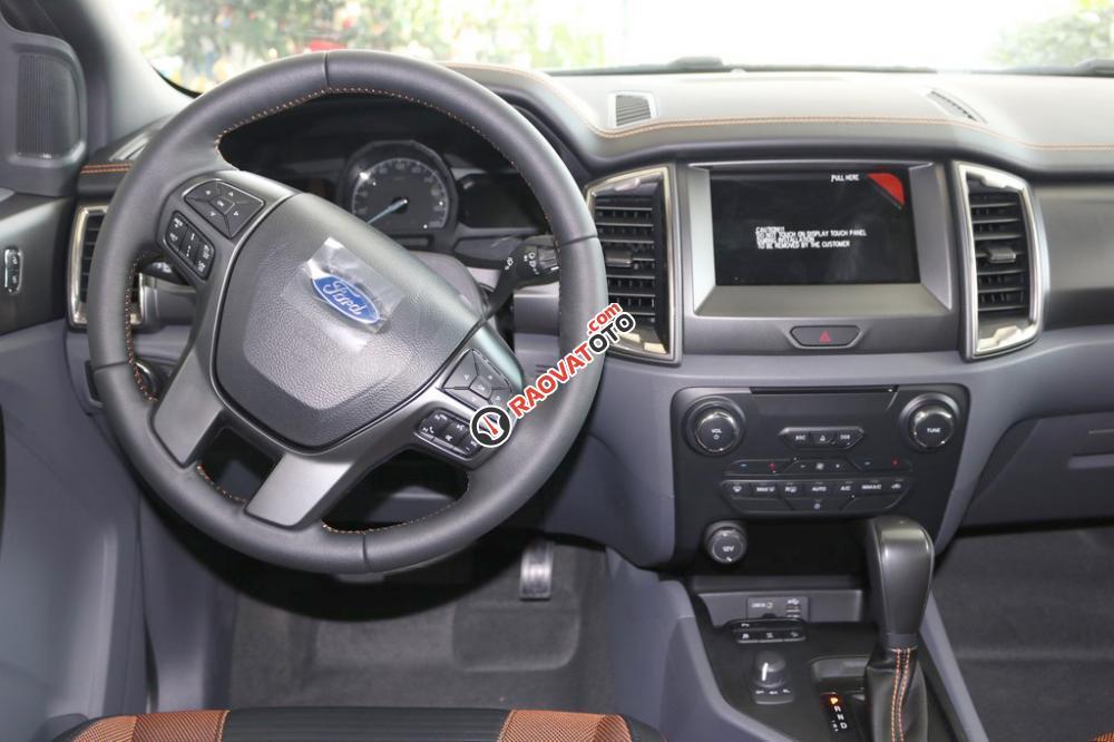Xe bán tải Ford Ranger Wildtrak 3.2 2 cầu, AT 2016, giá 925 triệu (chưa KM), xe nhập, Hồ Chí Minh-10
