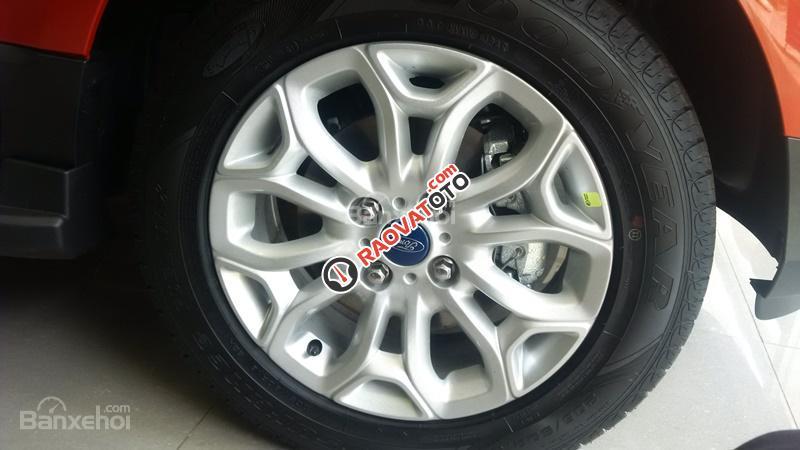 Xe Ford EcoSport 1.5AT Titanium số tự động 2017, giảm thuế TTĐB giá 599 triệu (chưa khuyến mãi), Hồ Chí Minh-2