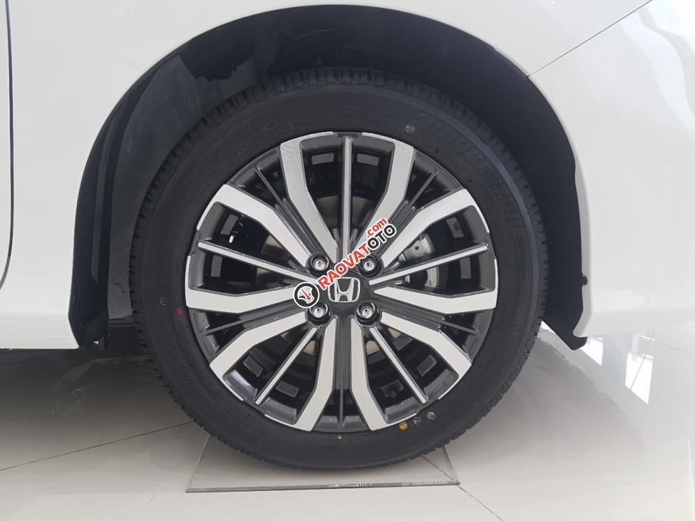 Honda City Top đời 2017, màu bạc, giá tốt nhất tại Honda ô tô Bắc Ninh-9