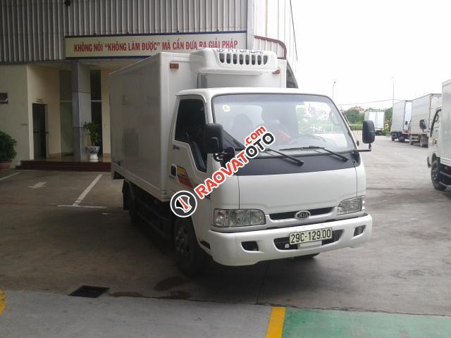 Xe tải đông lạnh Kia 1,85 tấn Frontier 140-1