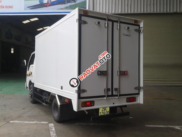 Xe tải đông lạnh Kia 1,85 tấn Frontier 140-3