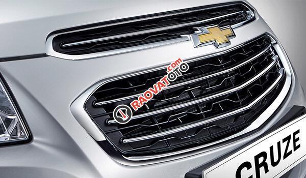 Bán Chevrolet Cruze LT 2018, giá tốt nhất, có xe giao liền, hỗ trợ vay lãi suất thấp-1