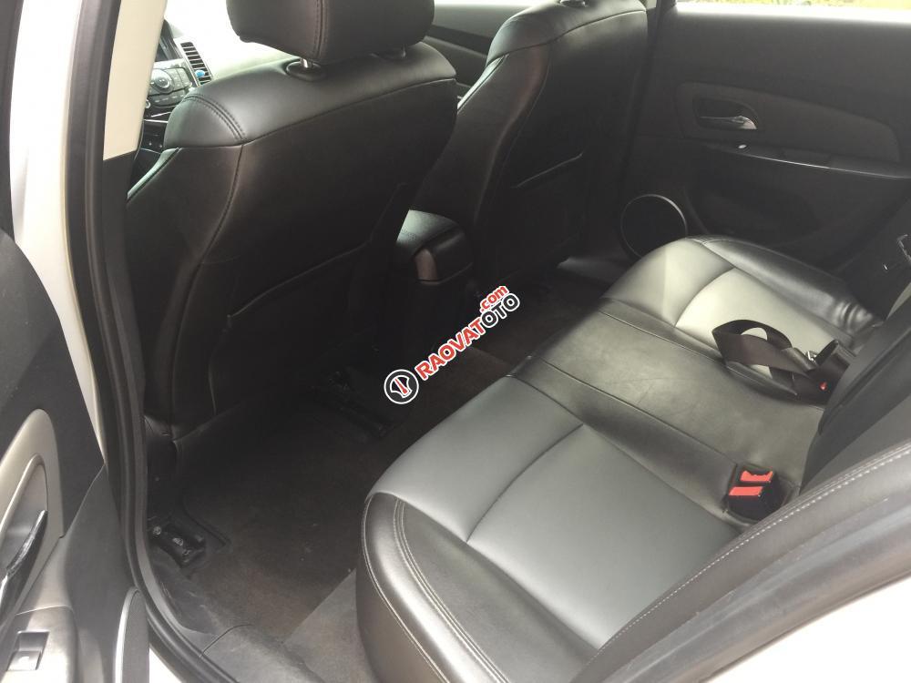 Cần bán xe Daewoo Lacetti CDX 1.6 AT đời 2010, màu bạc, nhập khẩu chính chủ, giá tốt-1