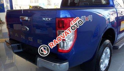 Xe bán tải Ford Ranger XLT 4x4 MT (2 cầu, số sàn) 2017, giá 790 triệu (chưa khuyến mại), ô tô nhập, Hồ Chí Minh-4