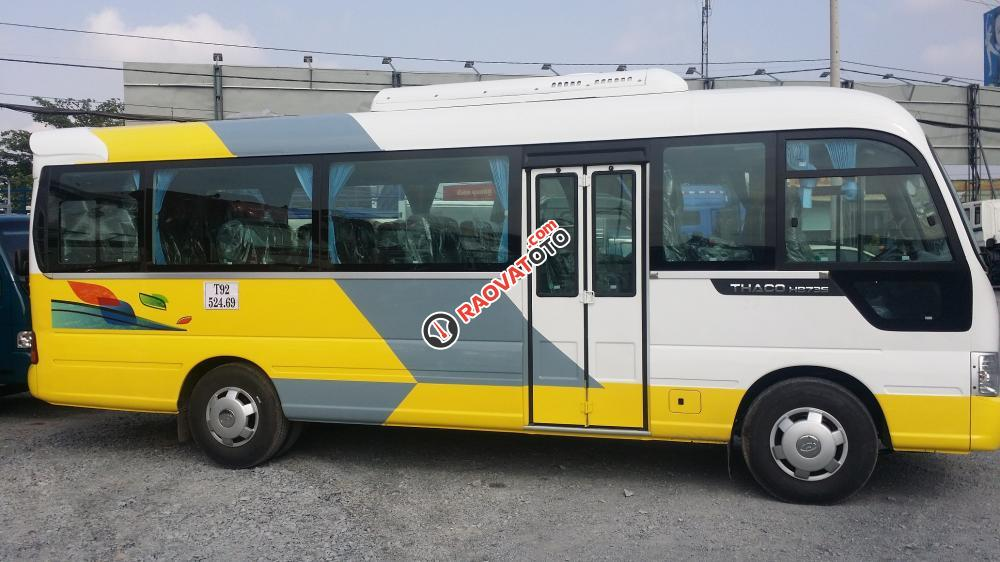 Bán xe 29 chỗ Trường Hải, Hyundai County HB73S thân dài 7m3-2