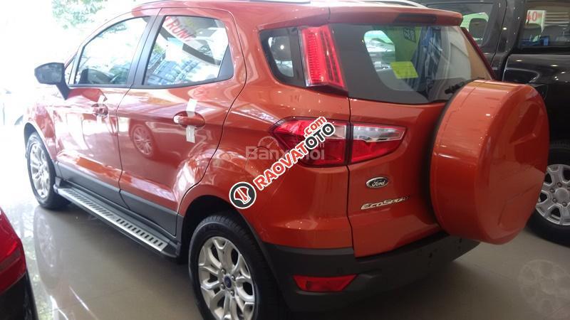 Xe Ford EcoSport 1.5AT Titanium số tự động 2017, giảm thuế TTĐB giá 599 triệu (chưa khuyến mãi), Hồ Chí Minh-0