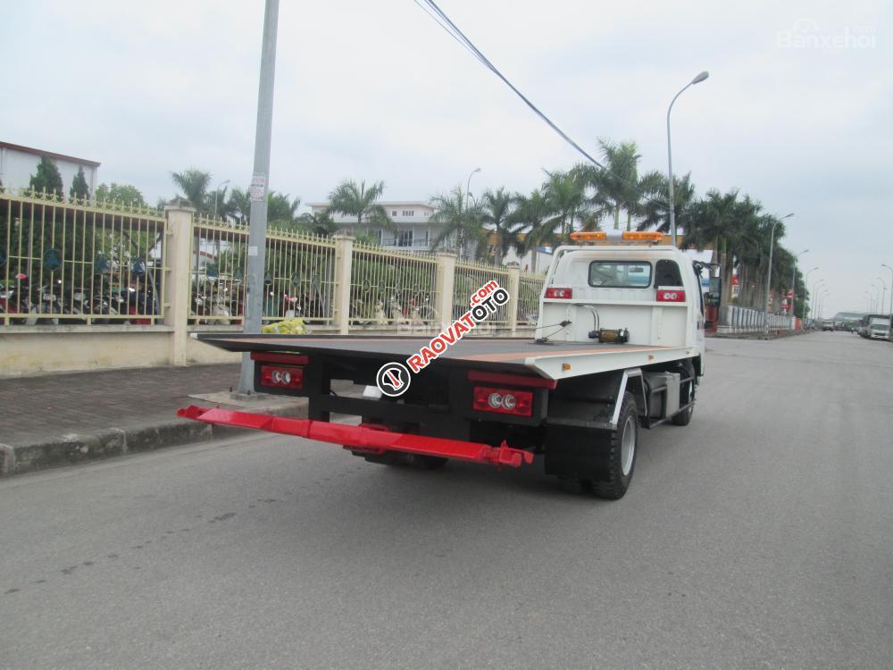 Xe cứu hộ Ollin700B tải trọng 4,5 tấn-0