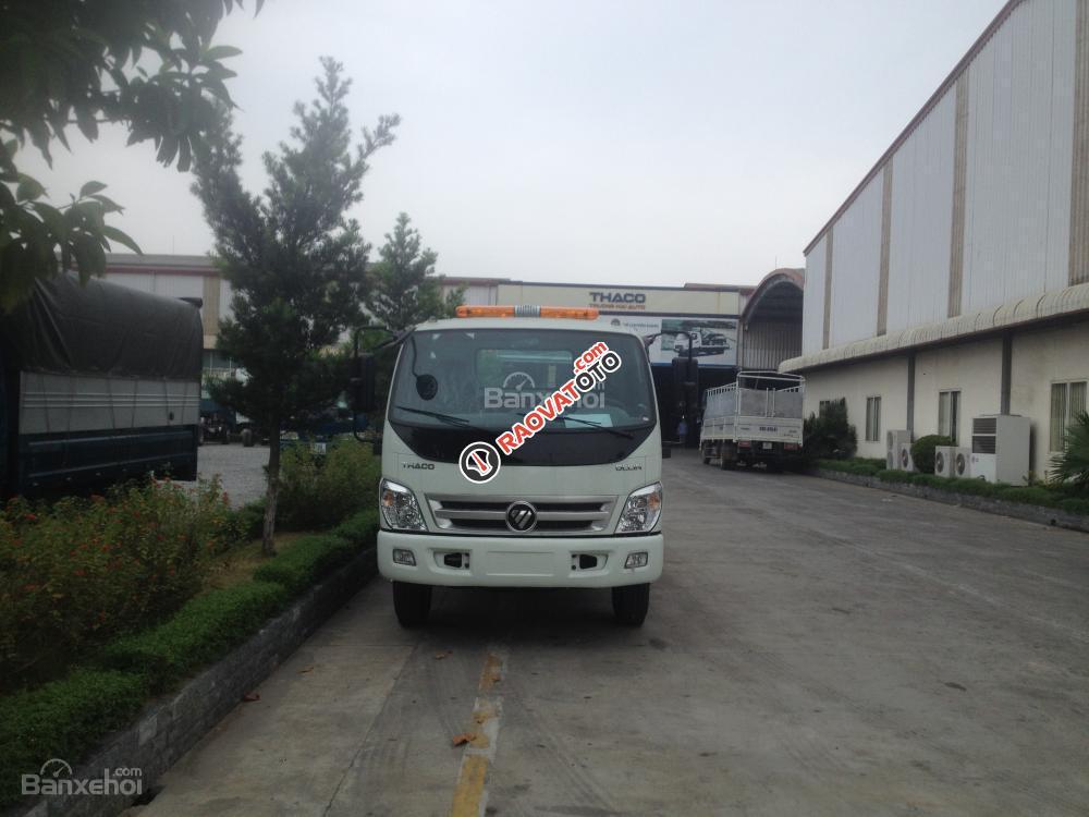 Xe cứu hộ Ollin700B tải trọng 4,5 tấn-4