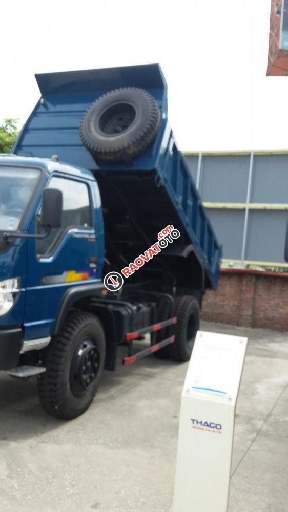 Bán xe ben 6 tấn Thaco FLD600C Trường Hải uy tín, chất lượng, giá cả hợp lý-3