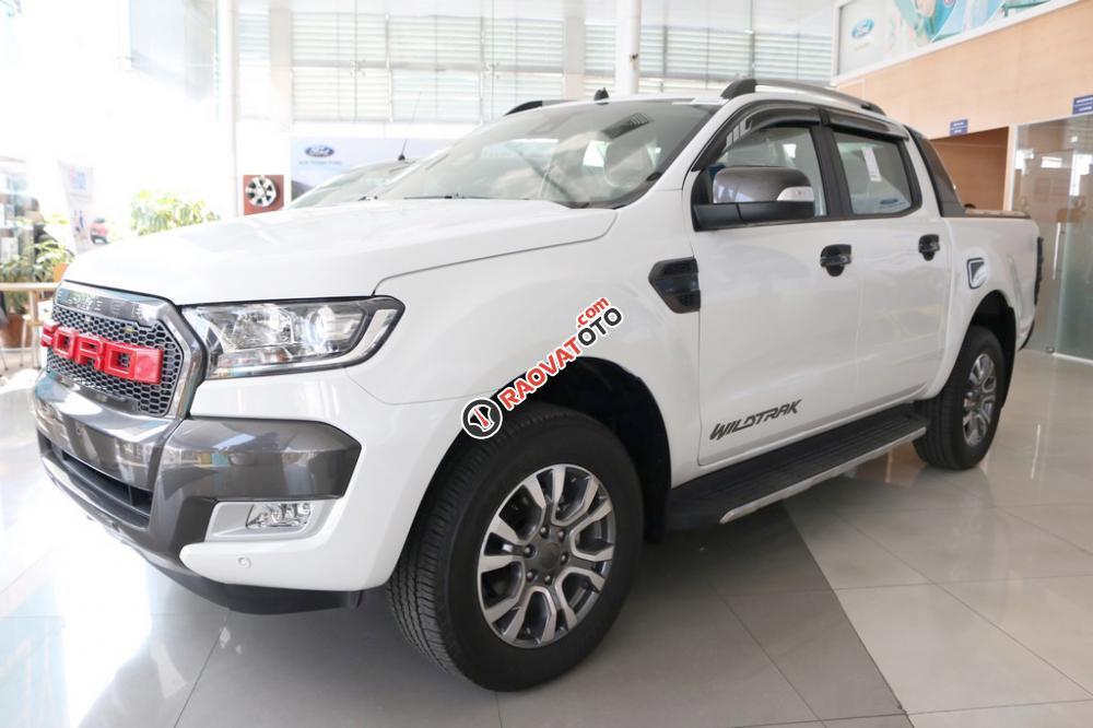Xe bán tải Ford Ranger Wildtrak 3.2 2 cầu, AT 2016, giá 925 triệu (chưa KM), xe nhập, Hồ Chí Minh-1