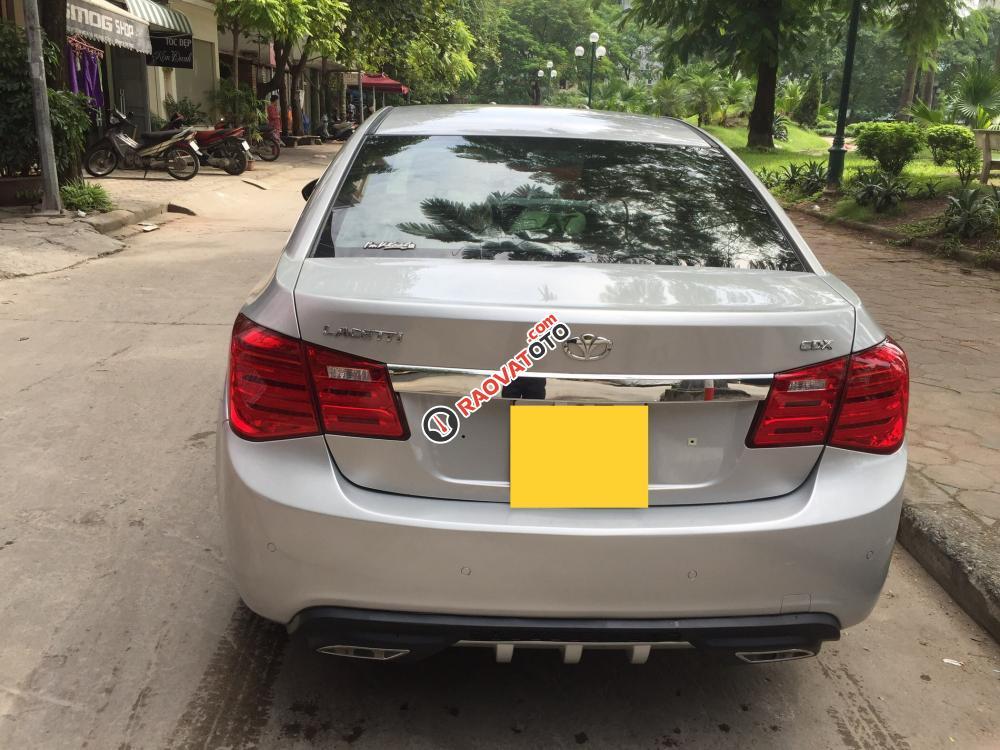 Cần bán xe Daewoo Lacetti CDX 1.6 AT đời 2010, màu bạc, nhập khẩu chính chủ, giá tốt-2