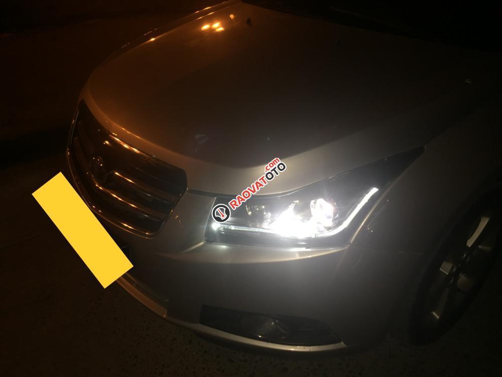 Cần bán xe Daewoo Lacetti CDX 1.6 AT đời 2010, màu bạc, nhập khẩu chính chủ, giá tốt-6