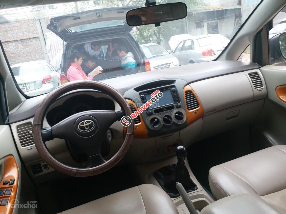 Toyota Innova SX 2008, J nâng G, xe đẹp, giá 250 tr-8