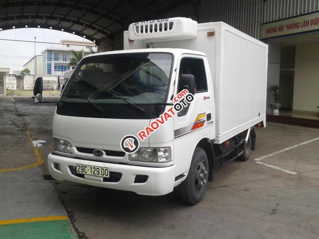 Xe tải đông lạnh Kia 1,85 tấn Frontier 140-0