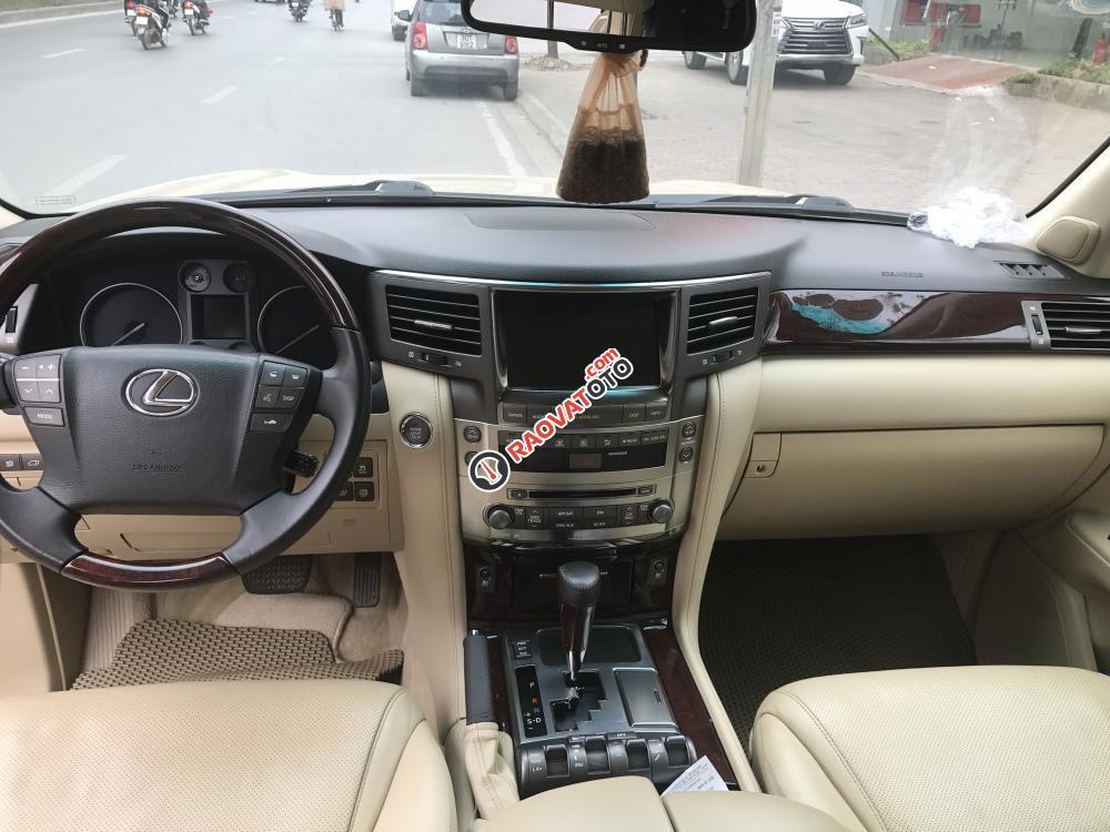 Bán Lexus LX570 sản xuất và đăng ký 2009, siêu đẹp, 1 chủ từ đầu, biển Hà Nội-8