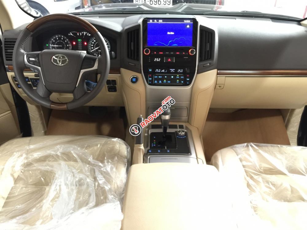 Cần bán Toyota Land Cruiser VX đời 2018, màu đen, nhập khẩu nguyên chiếc Nhật Bản-7