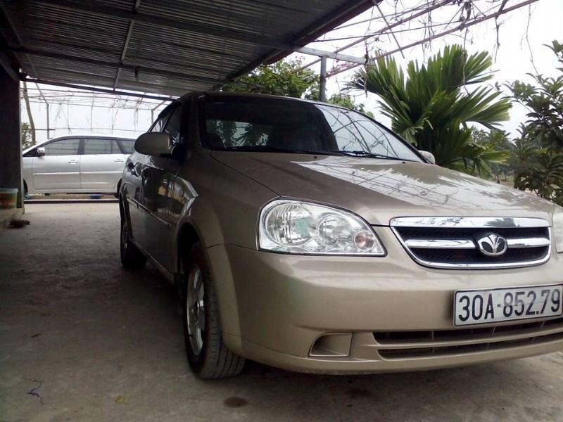 Bán ô tô Daewoo Lacetti đời 2010, nhập khẩu nguyên chiếc, giá chỉ 235 triệu-1