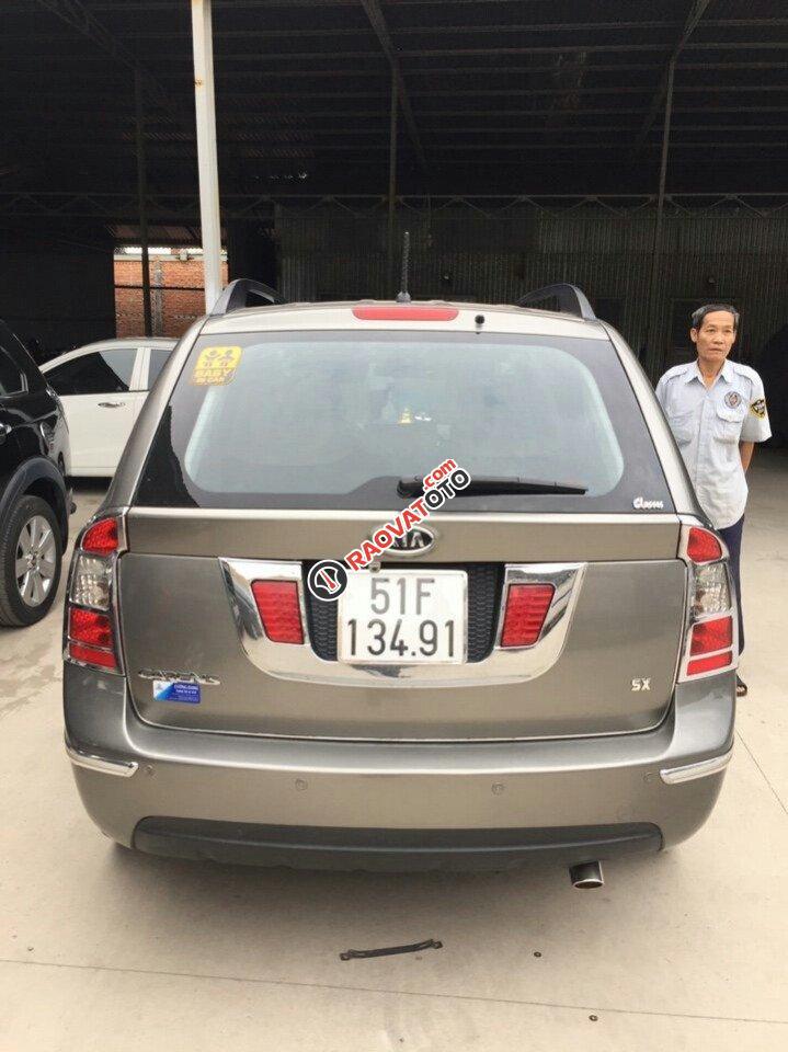 Bán Kia Carens 2.0AT màu vàng cát, số tự động, sản xuất 2010, biển Sài Gòn, đi 57000km-5