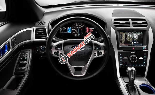 Xe Explorer phiên bản 2017 chỉ còn duy nhất 1 xe tại Cần Thơ Ford-0