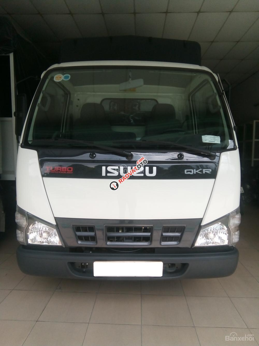 Isuzu 2.2 tấn, tiêu chuẩn khí thải Euro 4-9