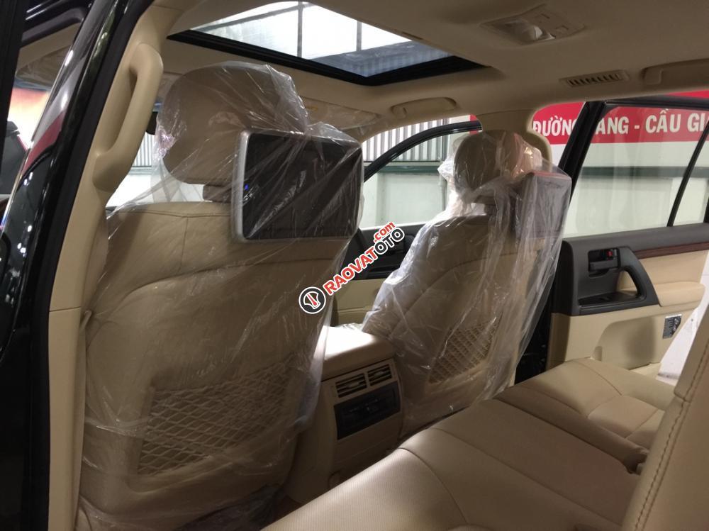 Cần bán Toyota Land Cruiser VX đời 2018, màu đen, nhập khẩu nguyên chiếc Nhật Bản-9