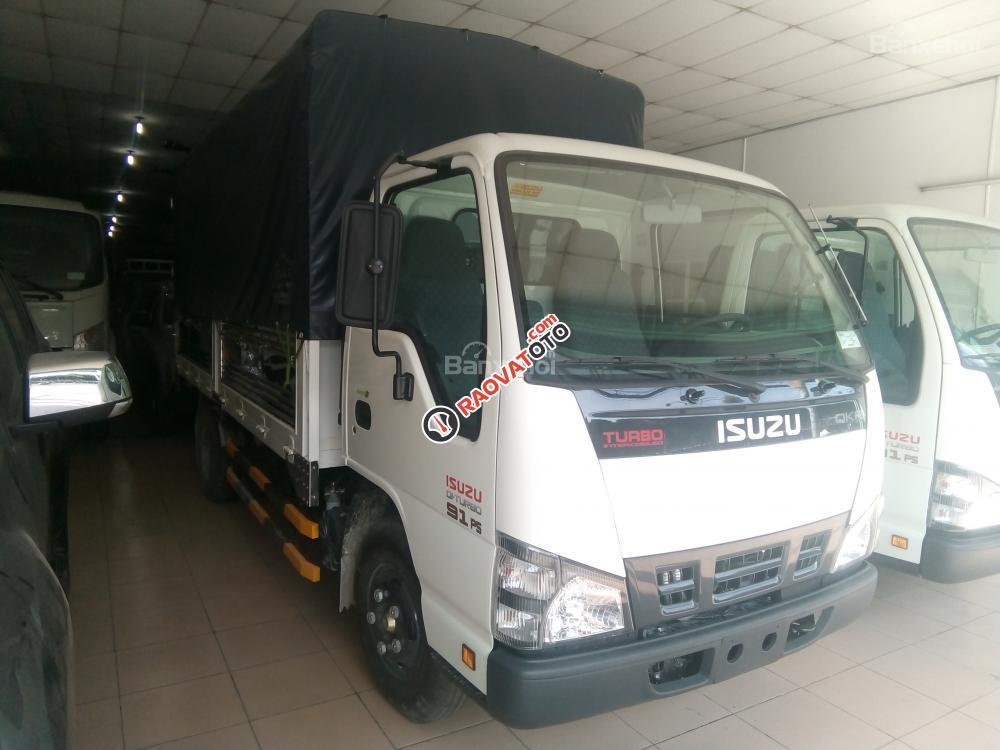 Isuzu 2.2 tấn, tiêu chuẩn khí thải Euro 4-0