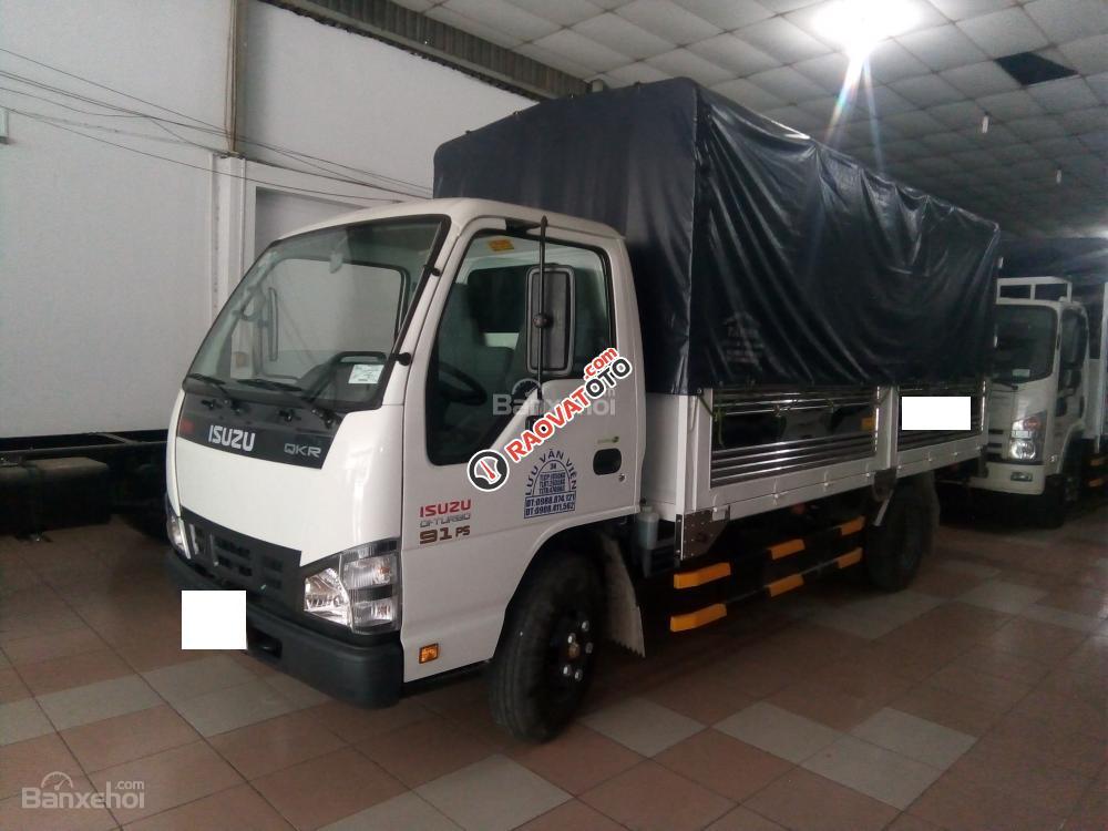 Isuzu 2.2 tấn, tiêu chuẩn khí thải Euro 4-6