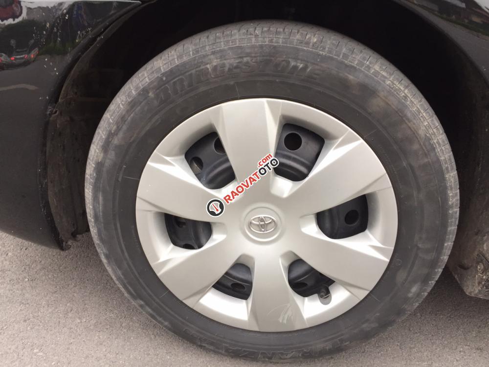 Cần bán Toyota Camry đời 2008, màu đen, nhập Mỹ, xe cực đẹp-1