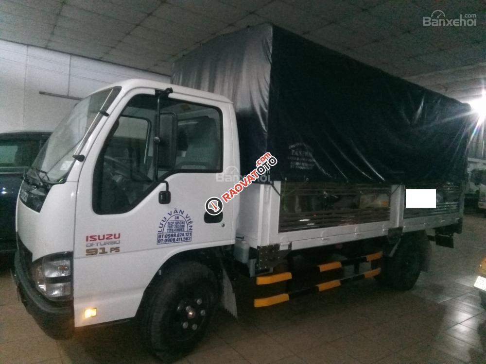 Isuzu 2.2 tấn, tiêu chuẩn khí thải Euro 4-4
