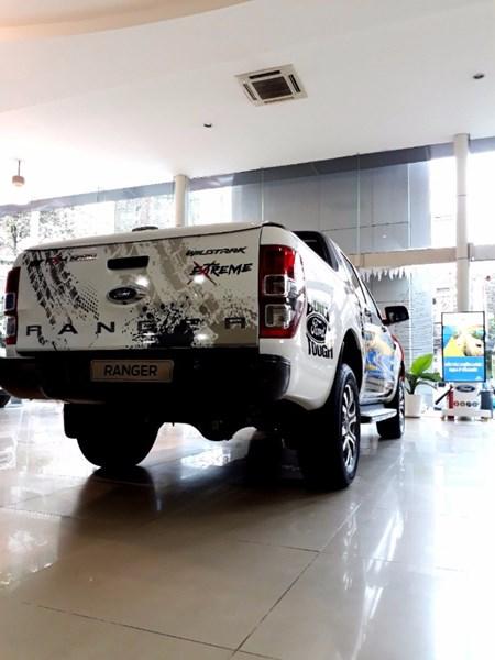 Bán Ford Ranger đời 2017, màu trắng, nhập khẩu nguyên chiếc, giá 925tr-5