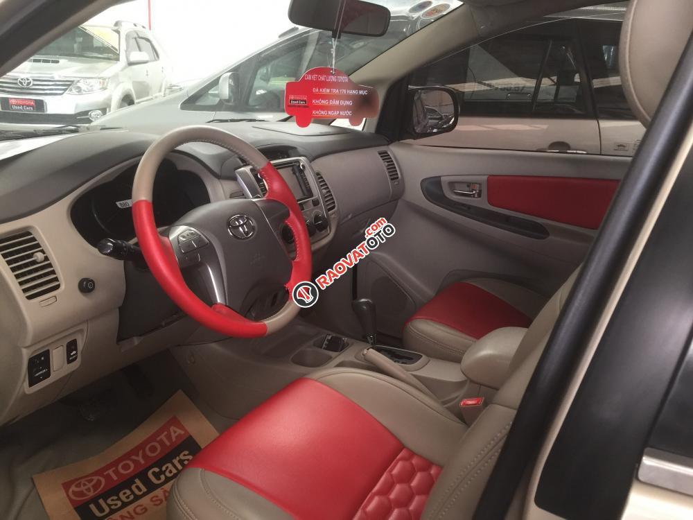 Cần bán Toyota Innova G đời 2012, số tự động. Hỗ trợ vay 70%-2