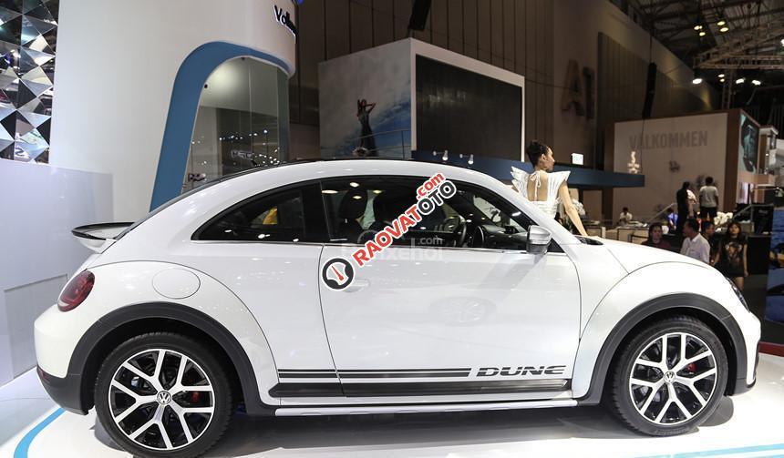 Bán xe Volkswagen Beetle Dune 2017, màu trắng, xe nhập, số lượng giới hạn. Liên hệ: 09.78877.754 Ms Phượng-3