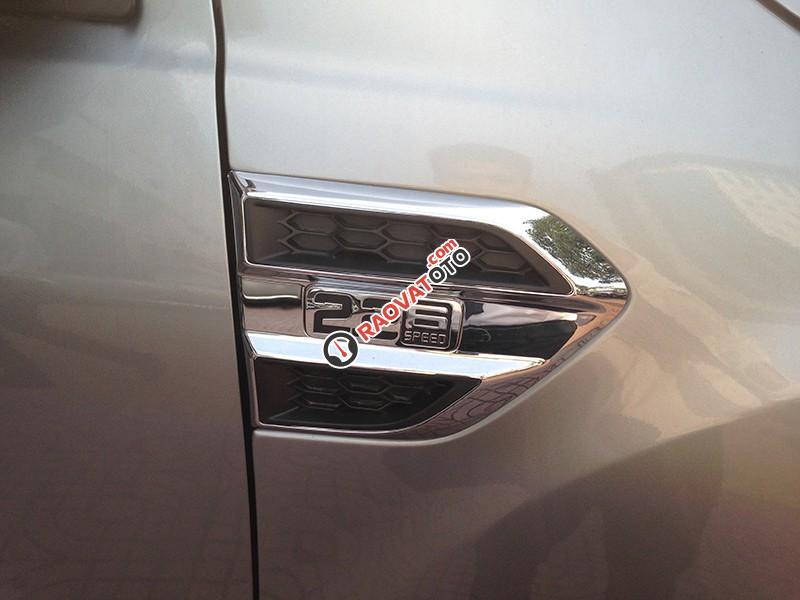Cần bán xe Ford Ranger XLT 4x4 MT đời 2017, màu ghi vàng, nhập khẩu, hỗ trợ trả góp hơn 80%-9