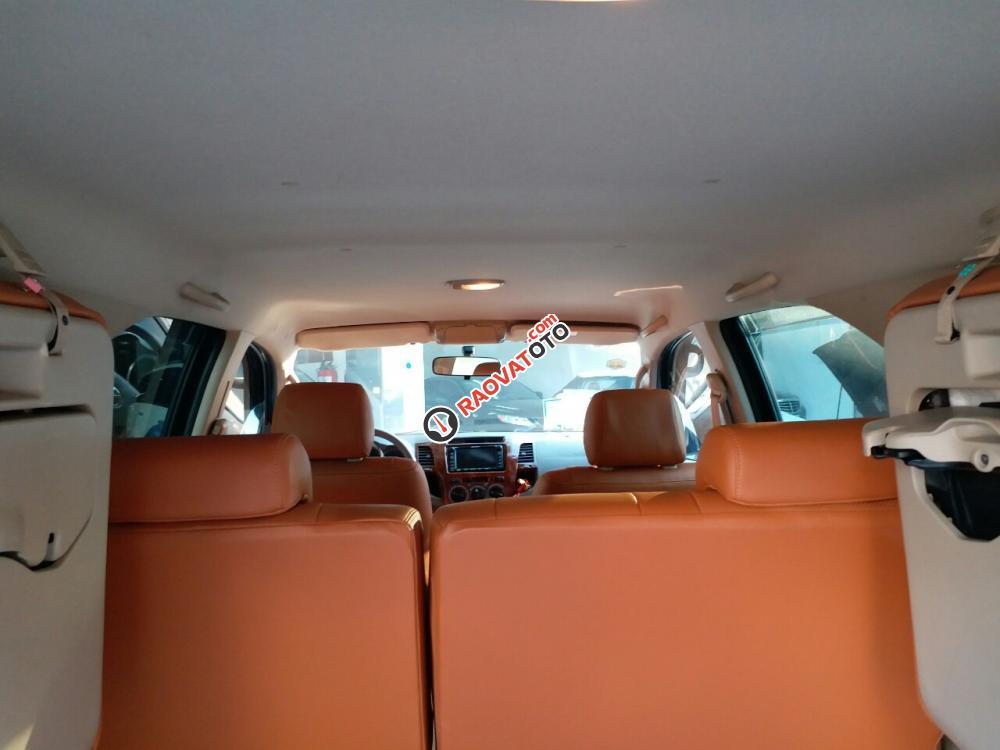 Toyota Fortuner SR5 4x4AT màu xanh, 2 cầu máy xăng, sản xuất 2008, nhập khẩu Thái Lan-15
