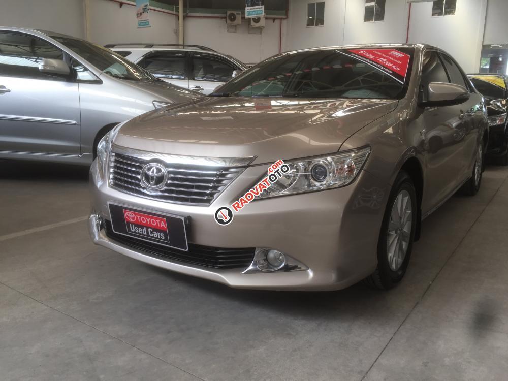 Bán ô tô Toyota Camry 2.0E đời 2013. Hỗ trợ vay 70%-1