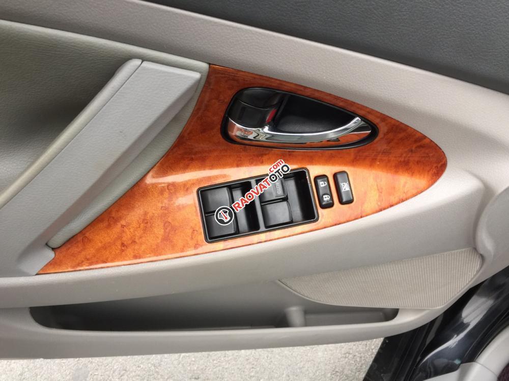 Cần bán Toyota Camry đời 2008, màu đen, nhập Mỹ, xe cực đẹp-3