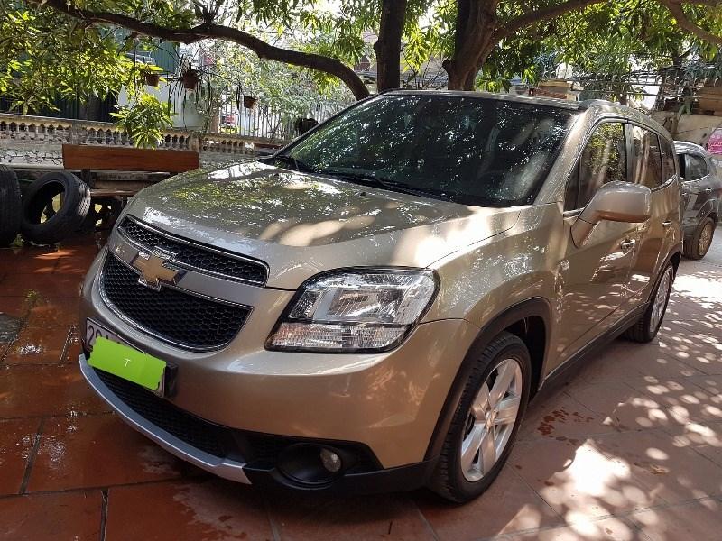 Bán xe Chevrolet Orlando đời 2012, nhập khẩu, số tự động, 460 triệu-3