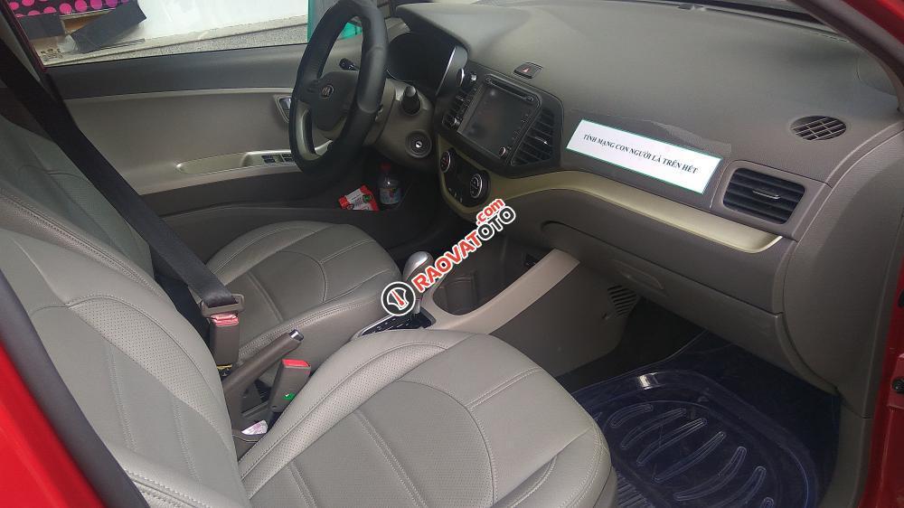 Bán xe Kia Morning  số tự động, đời 2017 còn mới nguyên bao nilon-6