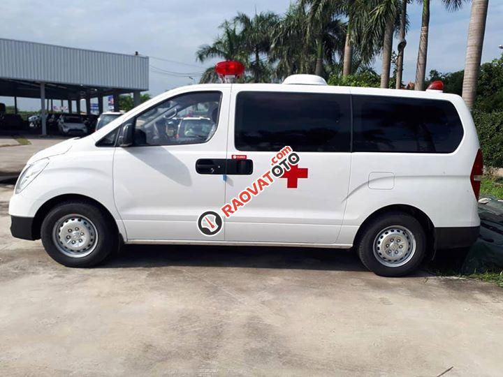 Bán Hyundai Starex cứu thương-0