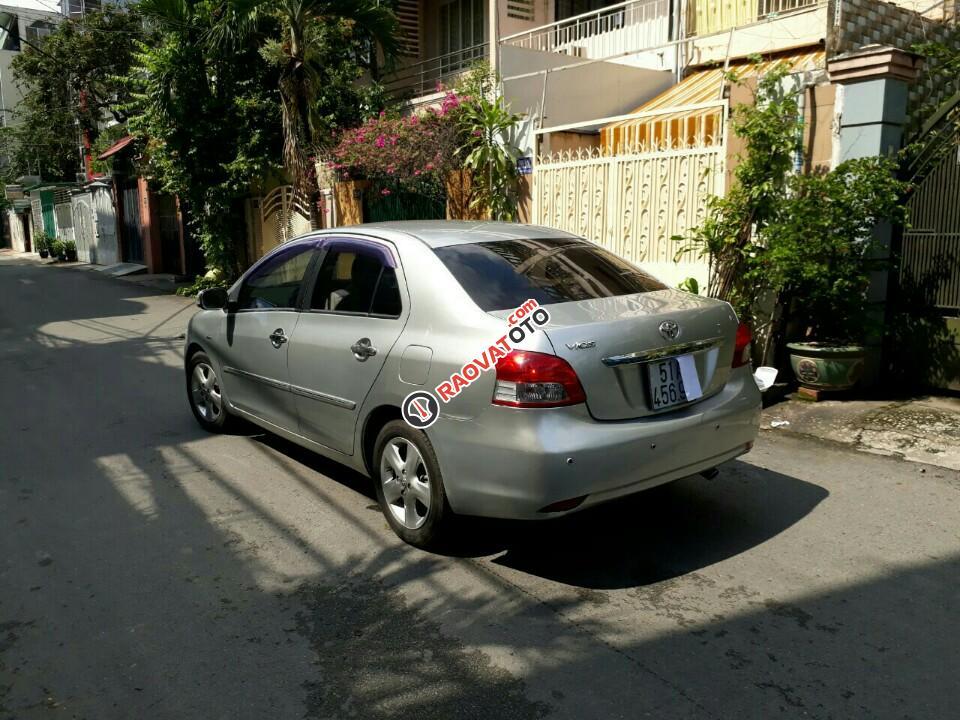 Bán Toyota Vios số tự động, cuối 2009, đầu 2010, BKS TP, giá bán 320tr-1