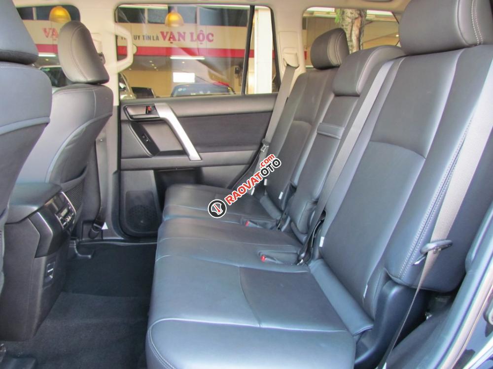Bán Toyota Land Cruiser Prado năm sản xuất 2015, màu đen, nhập khẩu-7