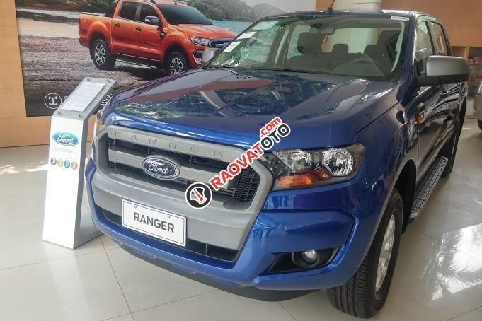 Ford Lào Cai, bán phiên bản Ranger XLS 4x2 AT đời 2017, hỗ trợ trả góp ngân hàng tại Hà Nội-10