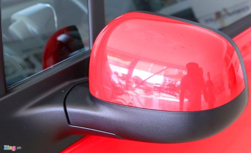 Bán xe Chevrolet Spark đời 2017, màu đỏ, nhập khẩu nguyên chiếc-6