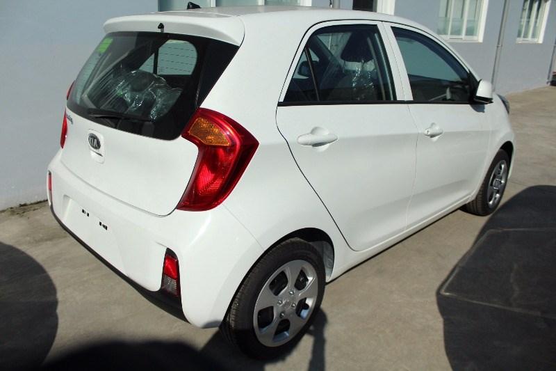 Bán xe Kia Morning 1.0 sản xuất 2017, màu trắng, xe nhập, giá 295tr-3