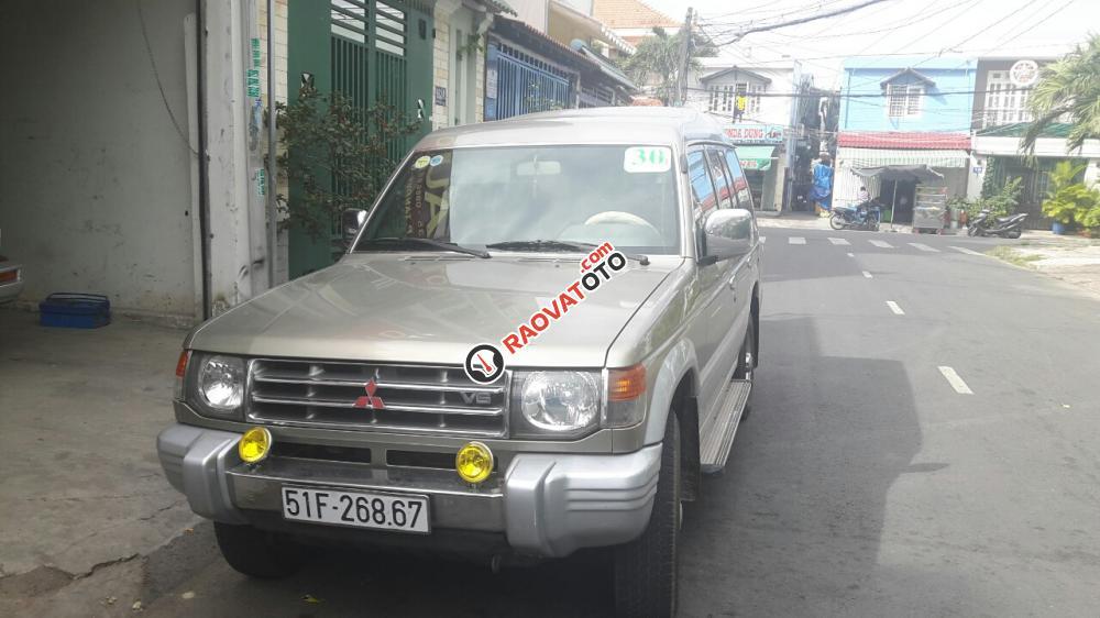 Bán xe Mitsubishi Pajero 3.0 2006, giá bán 256 triệu-3