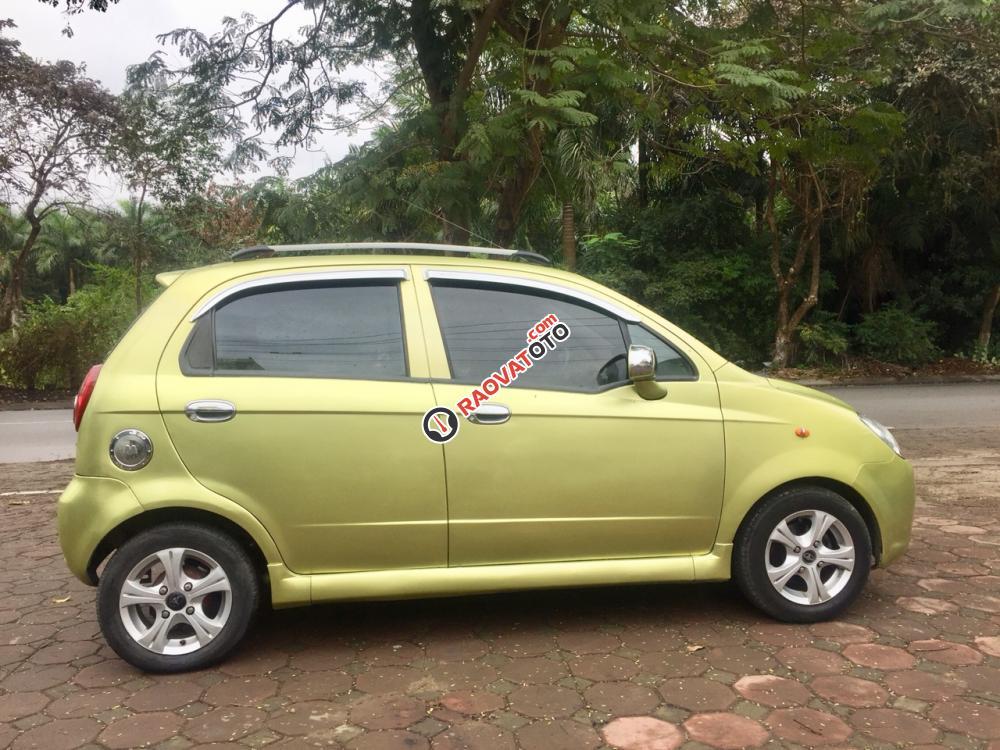Cần bán xe Daewoo Matiz đời 2007, màu vàng chanh, nhập khẩu nguyên chiếc-0