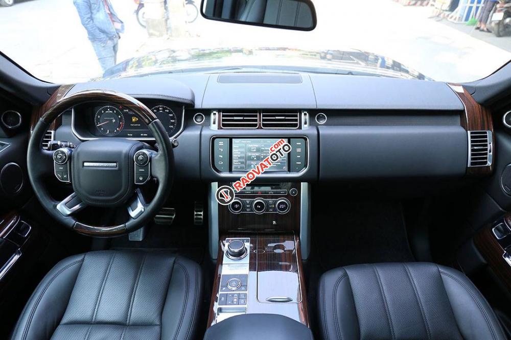 Bán xe LandRover Range Rover Superchaged LWB 5.0 2014, siêu lướt giá tốt nhất-7