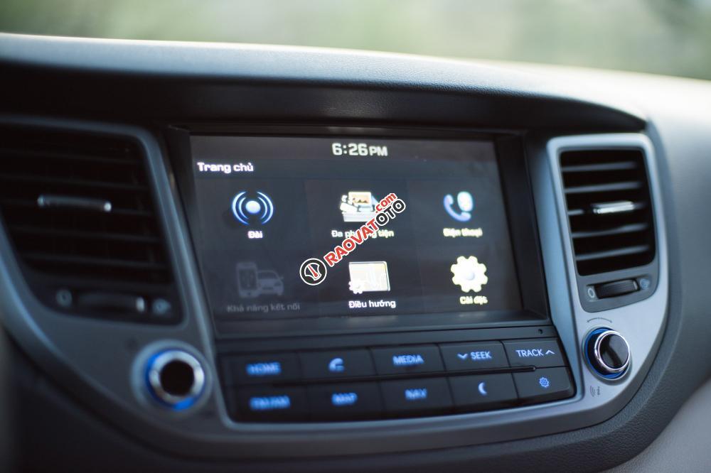 Thanh toán trước chỉ từ 189 triệu đồng, sở hữu ngay Hyundai Tucson bản tiêu chuẩn-5