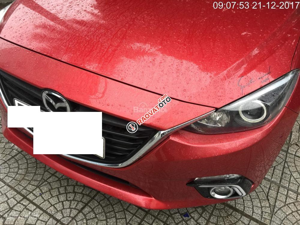 Bán xe Mazda 3 mua 15/12/2016, màu đỏ-2