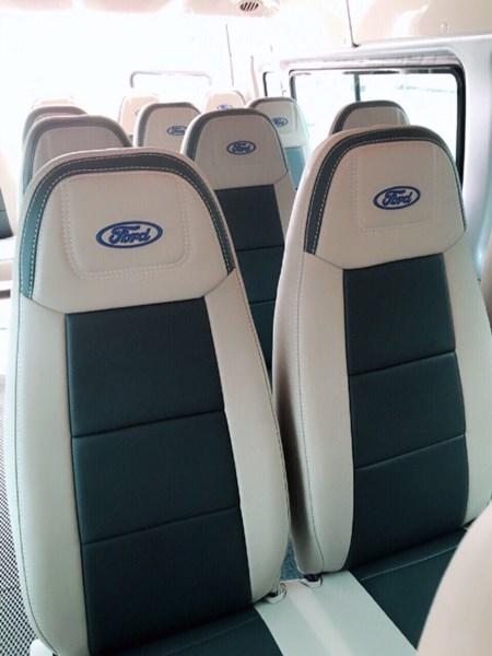 Cần bán xe Ford Transit đời 2017, màu bạc, nhập khẩu-2